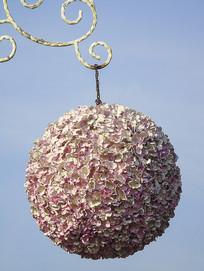婚礼庆典装饰玫瑰花花球