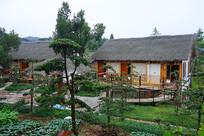 莫干山旅游景区乡村民宿房舍