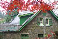 莫干山石房森林别墅