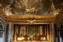 法国凡尔赛宫绘画作品