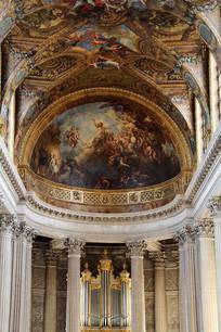 法国凡尔赛宫艺术作品