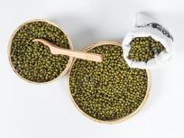 绿豆五谷杂粮图片