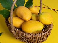 水果芒果图