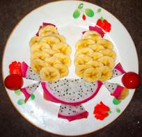 水果拼盘贡品制作