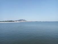 宽阔的大海