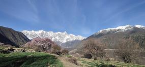 林芝景区-南迦巴瓦峰