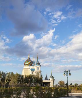 俄罗斯风格建筑