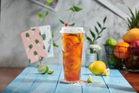 香水柠檬红茶