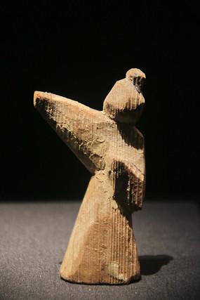 汉代木舞蹈俑