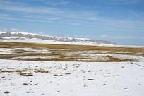 爬雪山过草地祁连山
