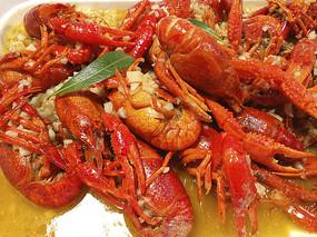 红汤秘制小龙虾
