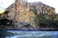 怒江风光之美丽峭壁