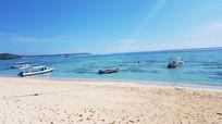 巴厘岛海滩美景