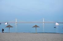 釜山广安里海滩