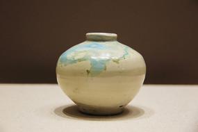 北宋定窑白釉罐