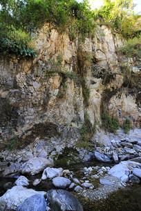滴水河风光之魅力猴子岩