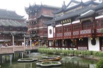 豫园老建筑