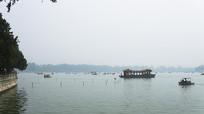 颐和园湖泊