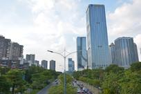 佛山金融高新区建筑