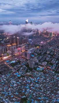广州夜景风光摄影