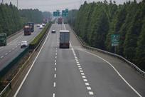 高速路车流图