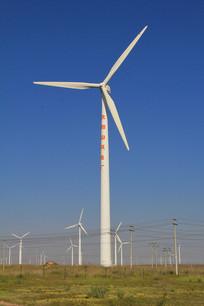 西北风力发电厂