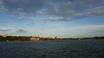 夏日西湖美景