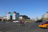 北京长安街风光
