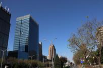 北京长安街街景