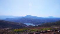 山区的美丽风景