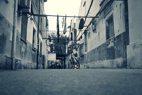 老上海巷子单车