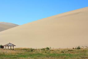 沙漠绿洲凉棚