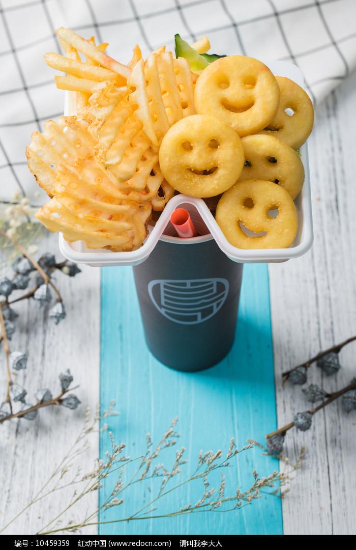 花式薯格百香杯图片