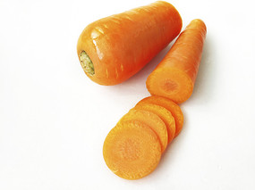 胡萝卜切片