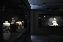 瓷器花瓶展览