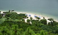 深圳南澳半岛大甲岛海滩