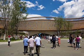 2019北京世园会中国馆摄影