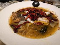 美味酸菜鱼拍摄