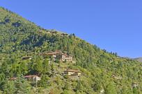 黑水三古村之一的上达古藏寨