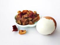 鸡蛋萝卜干素材