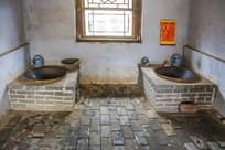 努尔哈赤故居灶房炉灶