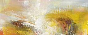 手繪抽象畫