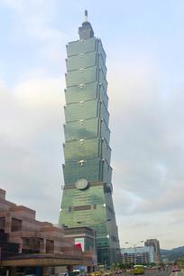 台湾标志性建筑101大楼