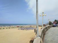 海滩夏令营