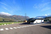 欧洲高速公路休息区