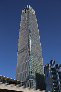 北京新国贸饭店大厦