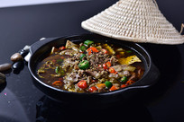 高压肥牛煮豆腐