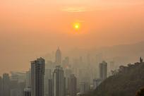 香港的早晨