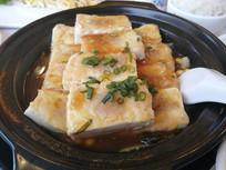 潮汕沙窝煲仔豆腐