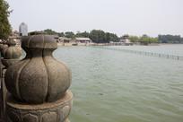 颐和园昆明湖的湖水